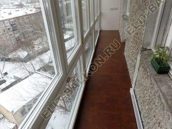 osteklenie lodzhii PVH ot pola do potolka s ukrepleniem plity 31 387x291 - Фото остекления балкона № 48
