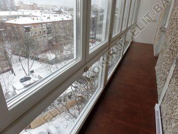 osteklenie lodzhii PVH ot pola do potolka s ukrepleniem plity 33 387x291 - Фото остекления балкона № 48