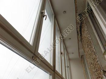 osteklenie lodzhii PVH ot pola do potolka s ukrepleniem plity 37 387x291 - Фото остекления балкона № 48