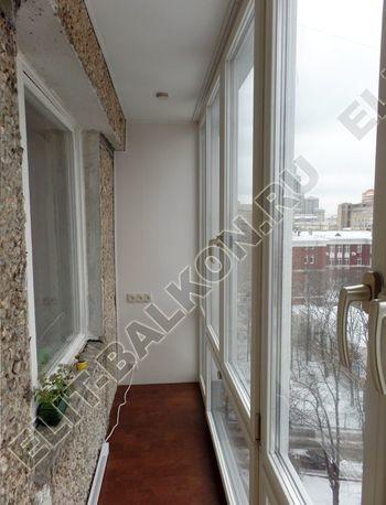 osteklenie lodzhii PVH ot pola do potolka s ukrepleniem plity 39 387x291 - Фото остекления балкона № 48
