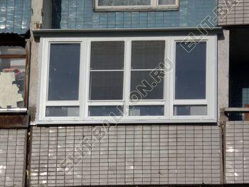 osteklenie lodzhii PVH s kryshej i vnutrennej otdelkoj 17 387x291 - Фото остекления балкона № 51
