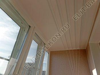 osteklenie lodzhii PVH s kryshej i vnutrennej otdelkoj 9 387x291 - Фото остекления балкона № 51