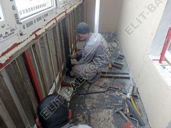 teploe osteklenie lodzhii PVH s usileniem parapeta 16 387x291 - Фото остекления балкона № 49