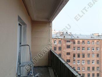 teploe osteklenie lodzhii PVH s usileniem parapeta 2 387x291 - Фото остекления балкона № 49