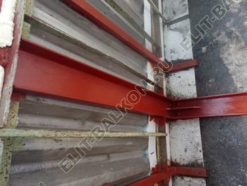 teploe osteklenie lodzhii PVH s usileniem parapeta 20 387x291 - Фото остекления балкона № 49