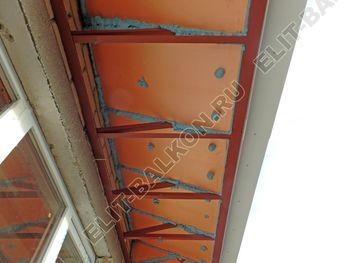 Фото остекления балкона № 54
