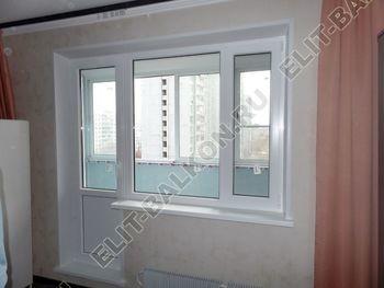 ustanovka balkonnogo bloka na balkone 9 387x291 - Фото остекления балкона № 55