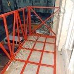 Novyj parapet s remontom osnovaniya balkona 150x150 - Ремонт балконов под ключ