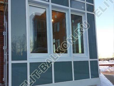 fasadnoe osteklenie 387x291 - Разное фасадное остекление. Вид с улицы.