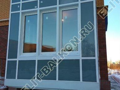 fasadnoe osteklenie 2 387x291 - Разное фасадное остекление. Вид с улицы.