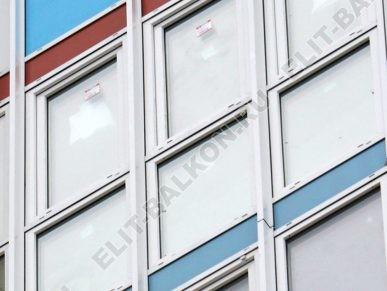 fasadnoe osteklenie vtoraja nitka 57 387x291 - Разное фасадное остекление. Вид с улицы.