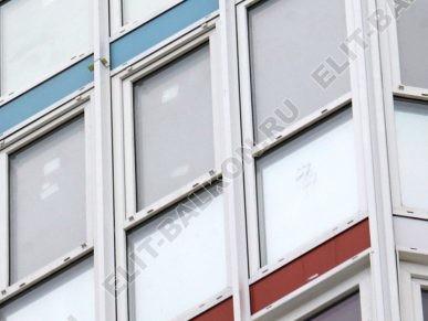 fasadnoe osteklenie vtoraja nitka 59 387x291 - Разное фасадное остекление. Вид с улицы.