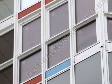 fasadnoe osteklenie vtoraja nitka 61 387x291 - Разное фасадное остекление. Вид с улицы.