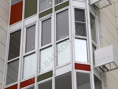 fasadnoe osteklenie vtoraja nitka 7 387x291 - Разное фасадное остекление. Вид с улицы.
