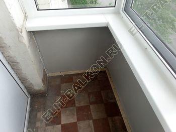 osteklenie balkona legkoj aljuminievoj konstruktsiej montazh kryshi 12 387x291 - Фото остекления балкона № 58