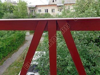 ukreplenie balkona vneshnjaja otdelka montazh novoj kryshi 24 387x291 - Фото остекления балкона № 59