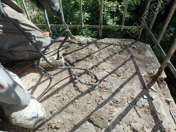 ukreplenie balkona vneshnjaja otdelka montazh novoj kryshi 5 387x291 - Фото остекления балкона № 59