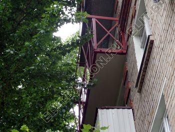 ukreplenie balkonnoj plity montazh novogo parapeta s vynosom 8 387x291 - Укрепление балконной плиты и парапета. Фото одного балкона. Каширское шоссе, дом 50