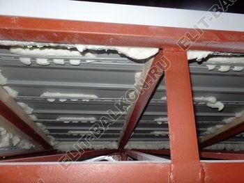 osteklenie balkona PVH s vynosom ukreplenie parapeta 12 387x291 - Фото остекления балкона № 72