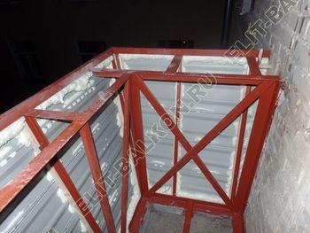 osteklenie balkona PVH s vynosom ukreplenie parapeta 14 387x291 - Фото остекления балкона № 72