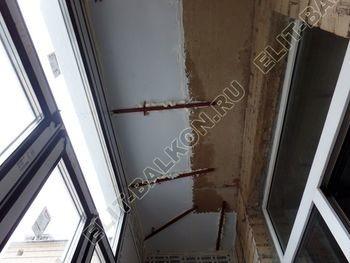 osteklenie balkona PVH s vynosom ukreplenie parapeta 19 387x291 - Фото остекления балкона № 72