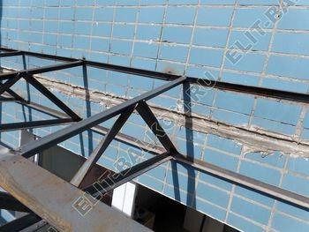 osteklenie dvuh lodzhij PVH s montazhom kryshi 31 387x291 - Фото остекления балконного блока № 70