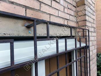 osteklenie lodzhii na pervom etazhe 10 387x291 - Фото остекления балкона № 66