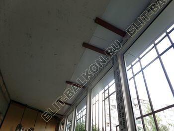 osteklenie lodzhii na pervom etazhe 14 387x291 - Фото остекления балкона № 66