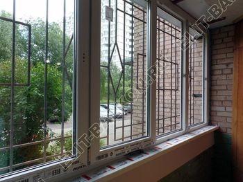osteklenie lodzhii na pervom etazhe 15 387x291 - Фото остекления балкона № 66