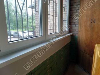 osteklenie lodzhii na pervom etazhe 21 387x291 - Фото остекления балкона № 66