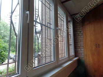 osteklenie lodzhii na pervom etazhe 23 387x291 - Фото остекления балкона № 66