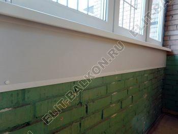 osteklenie lodzhii na pervom etazhe 24 387x291 - Фото остекления балкона № 66