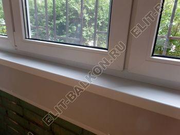 osteklenie lodzhii na pervom etazhe 25 387x291 - Фото остекления балкона № 66