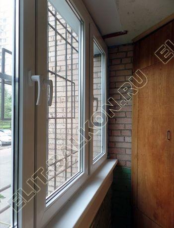 osteklenie lodzhii na pervom etazhe 26 387x291 - Фото остекления балкона № 66