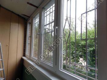osteklenie lodzhii na pervom etazhe 27 387x291 - Фото остекления балкона № 66