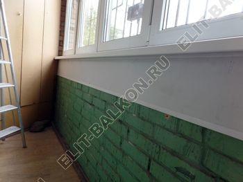 osteklenie lodzhii na pervom etazhe 28 387x291 - Фото остекления балкона № 66