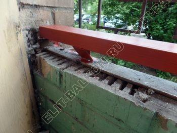 osteklenie lodzhii na pervom etazhe 3 387x291 - Фото остекления балкона № 66