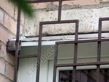 osteklenie lodzhii na pervom etazhe 36 387x291 - Фото остекления балкона № 66
