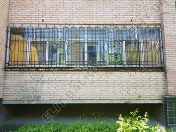 osteklenie lodzhii na pervom etazhe 39 387x291 - Фото остекления балкона № 66