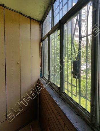osteklenie lodzhii na pervom etazhe 40 387x291 - Фото остекления балкона № 66