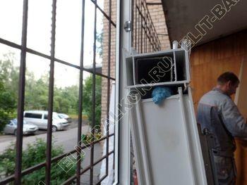 osteklenie lodzhii na pervom etazhe 9 387x291 - Фото остекления балкона № 66