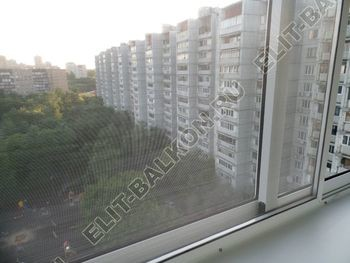 osteklenie lodzhii s vynosom aljuminiem vnutrennjaja otdelka 14 387x291 - Фото остекления балкона № 61