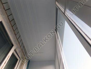 osteklenie lodzhii s vynosom aljuminiem vnutrennjaja otdelka 16 387x291 - Фото остекления балкона № 61