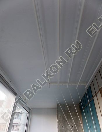 osteklenie lodzhii s vynosom aljuminiem vnutrennjaja otdelka 18 387x291 - Фото остекления балкона № 61