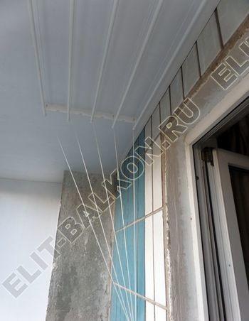 osteklenie lodzhii s vynosom aljuminiem vnutrennjaja otdelka 19 387x291 - Фото остекления балкона № 61