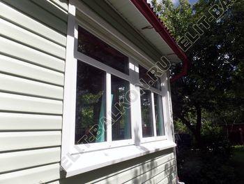 osteklenie okon na dache 15 387x291 - Фото остекления балкона № 62