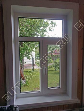 osteklenie okon na dache 18 387x291 - Фото остекления балкона № 62
