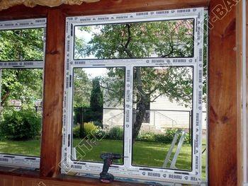 osteklenie okon na dache 4 387x291 - Фото остекления балкона № 62