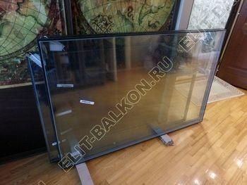 steklopakety s podogrevom na balkone 1 387x291 - Фото остекления № 68