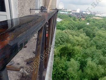 ukreplenie balkona vneshnjaja otdelka balkona 10 387x291 - Фото остекления балкона № 65